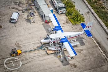 9A-TOC - European Coastal Airlines de Havilland Canada DHC-6 Twin Otter