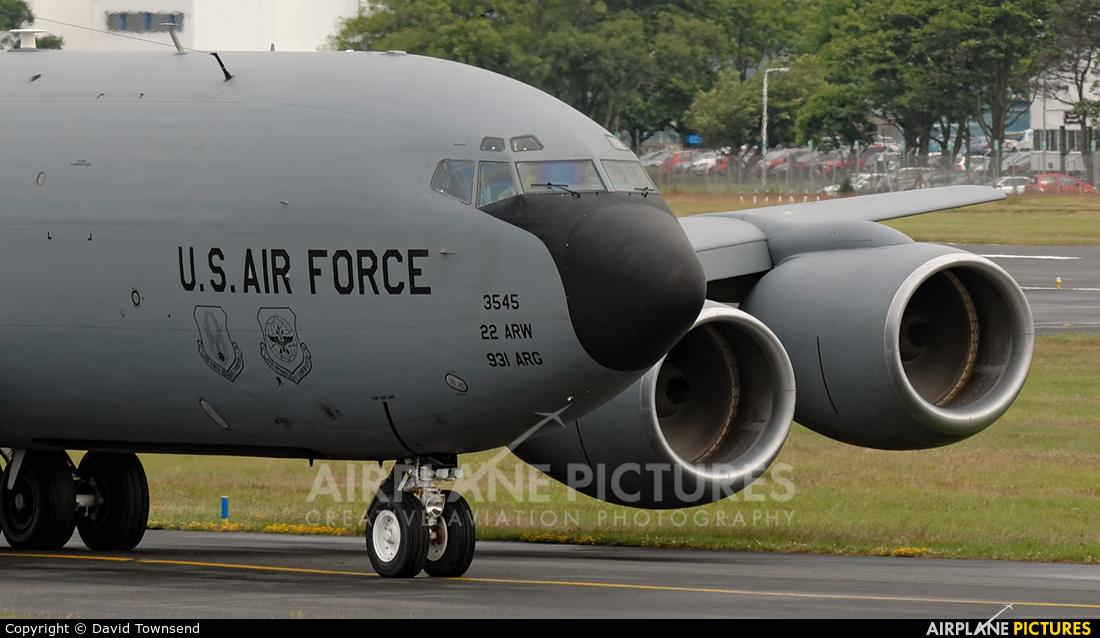 USA - Air Force 62-3545 aircraft at Prestwick