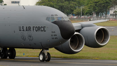 62-3545 - USA - Air Force Boeing KC-135R Stratotanker