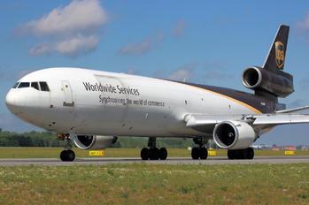 N256UP - UPS - United Parcel Service McDonnell Douglas MD-11F
