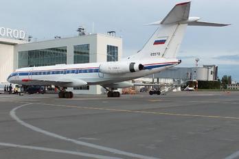 65570 - SibNIA Tupolev Tu-134A