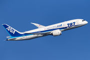 JA808A - ANA - All Nippon Airways Boeing 787-8 Dreamliner aircraft