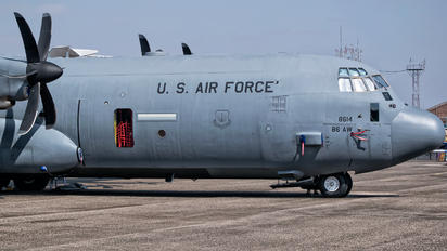 07-8614 - USA - Air Force Lockheed C-130J Hercules