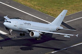 10+24 - Germany - Air Force Airbus A310-300 MRTT