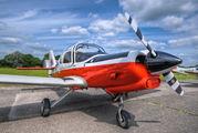 G-SIJW - Private Scottish Aviation Bulldog aircraft