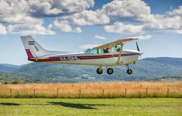 9A-DHL - Private Cessna 172 Skyhawk (all models except RG)
