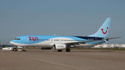 PH-TFD - TUI Airlines Netherlands Boeing 737-800