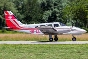 HB-LLM - Private Piper PA-34 Seneca aircraft