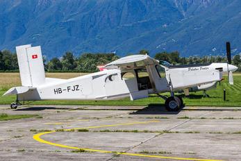 HB-FJZ - RUAG Pilatus PC-6 Porter (all models)