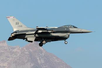 88-0516 - USA - Air Force General Dynamics F-16CG Night Falcon