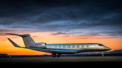 M-BHBH - Private Gulfstream Aerospace G650, G650ER