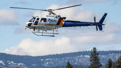 C-GMPK - Canada-Royal Canadian Mounted Police Aerospatiale AS350 Ecureuil / Squirrel