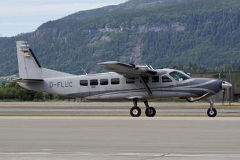 D-FLUC - Private Cessna 208 Caravan