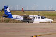 SE-LZU - Aerodata Surveys Rockwell 690 aircraft