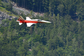 J-3091 - Switzerland - Air Force:  Patrouille de Suisse Northrop F-5E Tiger II