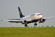 D-ABED - Lufthansa Boeing 737-300 aircraft