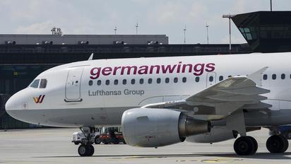 D-AKNK - Germanwings Airbus A319