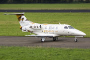 A6-EFB - Etihad Flight College Embraer EMB-500 Phenom 100 aircraft