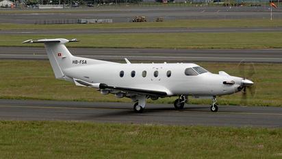 HB-FSA - Private Pilatus PC-12