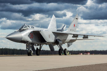 36 - Russia - Air Force Mikoyan-Gurevich MiG-31 (all models)