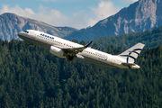 SX-DNE - Aegean Airlines Airbus A320 aircraft