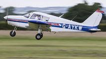 G-AYKW - Private Piper PA-28 Cherokee aircraft