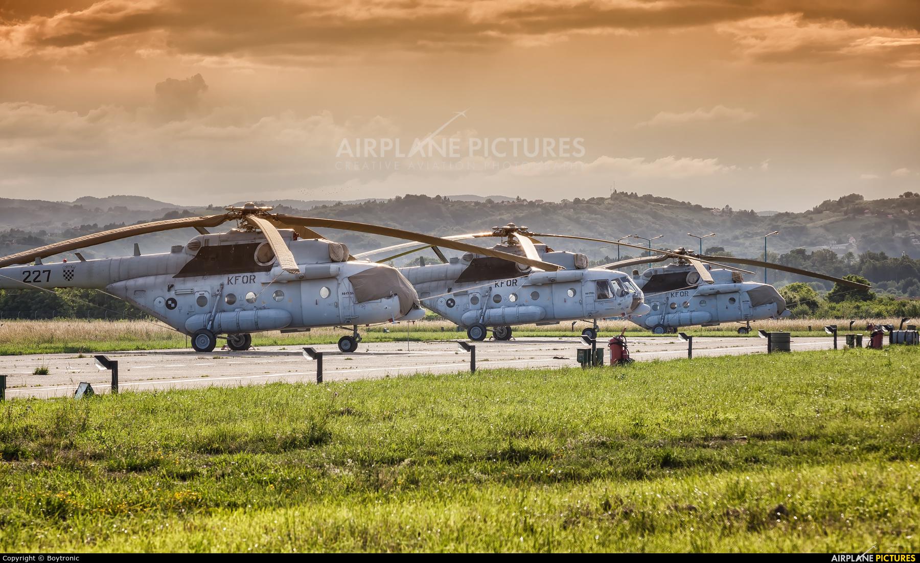 Croatia - Air Force 227 aircraft at Lučko