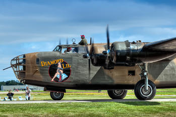 40-2366 - Commemorative Air Force Consolidated B-24A Liberator