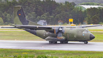 50+77 - Germany - Air Force Transall C-160D aircraft