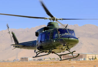 786-220 - Pakistan - Army Bell 412EP
