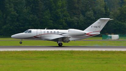 F-HATG - Private Cessna 525 CitationJet