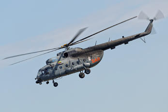 25 - Lithuania - Air Force Mil Mi-8T
