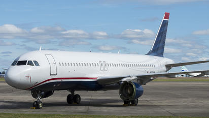 N631AW - US Airways Airbus A320