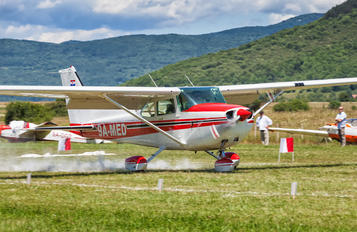 9A-MED - Private Cessna 172 Skyhawk (all models except RG)