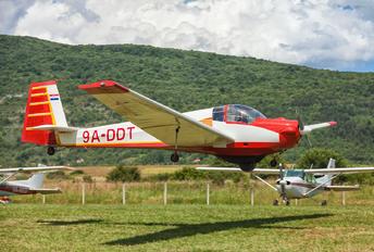 9A-DDT - Private Scheibe-Flugzeugbau SF-25 Falke