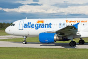 N226NV - Allegiant Air Airbus A320 aircraft