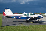 N13760 - Private Piper PA-23 Aztec aircraft