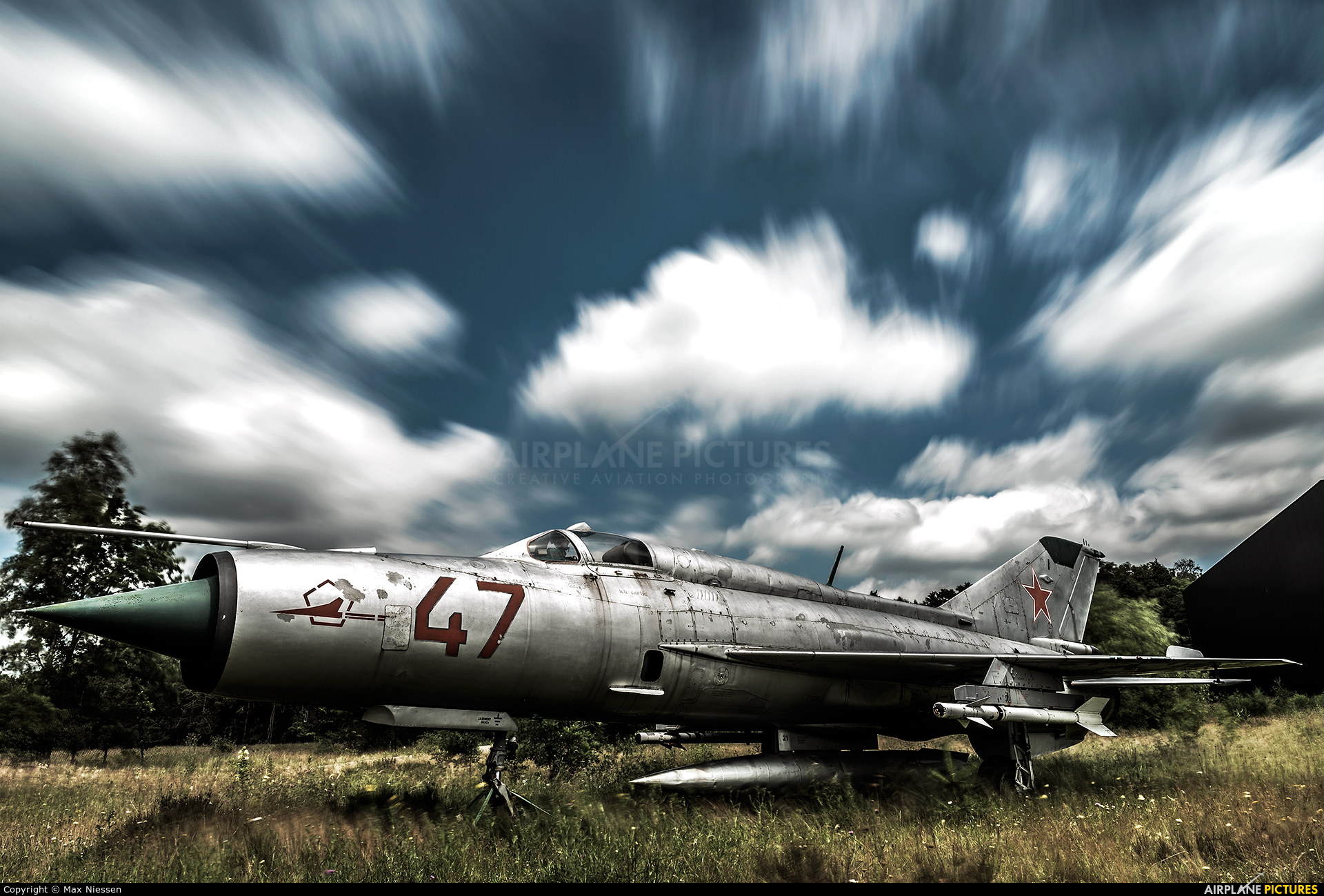 Russia - Air Force 47 aircraft at Soesterberg - Nationaal Militair Museum