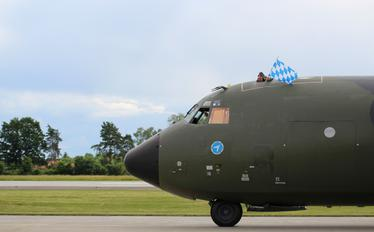 50+86 - Germany - Air Force Transall C-160D