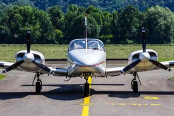 HB-LLM - Private Piper PA-34 Seneca