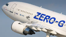 F-WNOV - Noverspace - Zero G Airbus A310 aircraft
