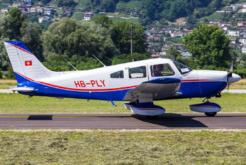 HB-PLY - Private Piper PA-28 Archer