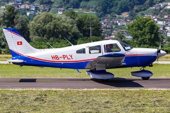 HB-PLY - Private Piper PA-28 Archer