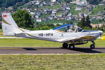 HB-HFH - Private FFA AS-202 Bravo