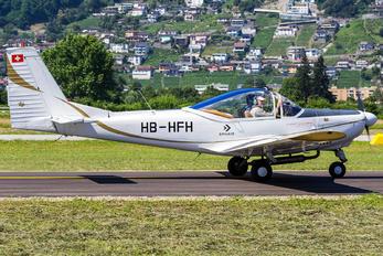 HB-HFH - Private FFA AS-202 Bravo