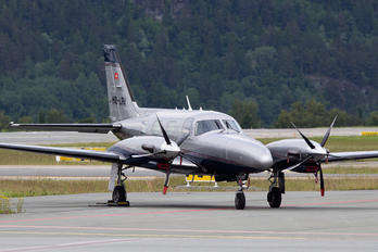 HB-LRV - Private Piper PA-31T Cheyenne
