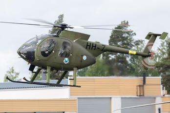 HH-7 - Finland - Army MD Helicopters MD-500