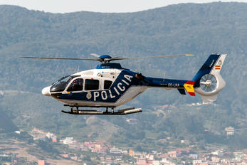 EC-LKA - Spain - Police Eurocopter EC135 (all models)