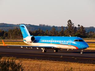 EC-MJZ - Air Nostrum - Iberia Regional Bombardier CRJ-200ER