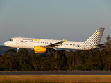 EC-LRM - Vueling Airlines Airbus A320 aircraft